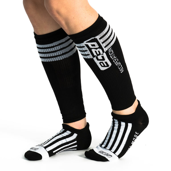 STRIKER Recovery Compression Calf Sleeves