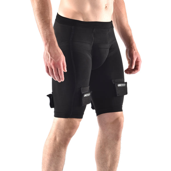 3D PRO Hockey Compression Shorts