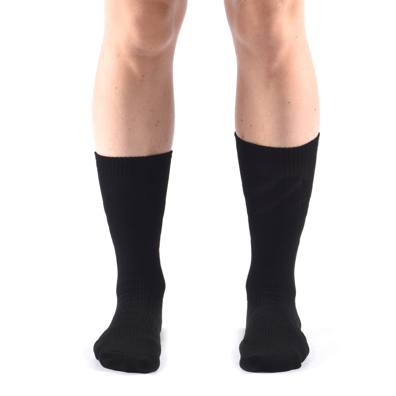 Crew Twist Compression Socks (3 pairs)