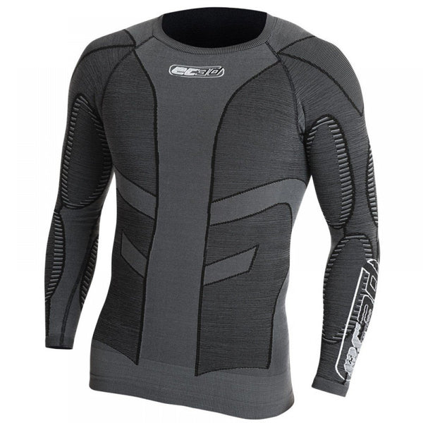 Long Sleeve Compression Shirt 3D PRO