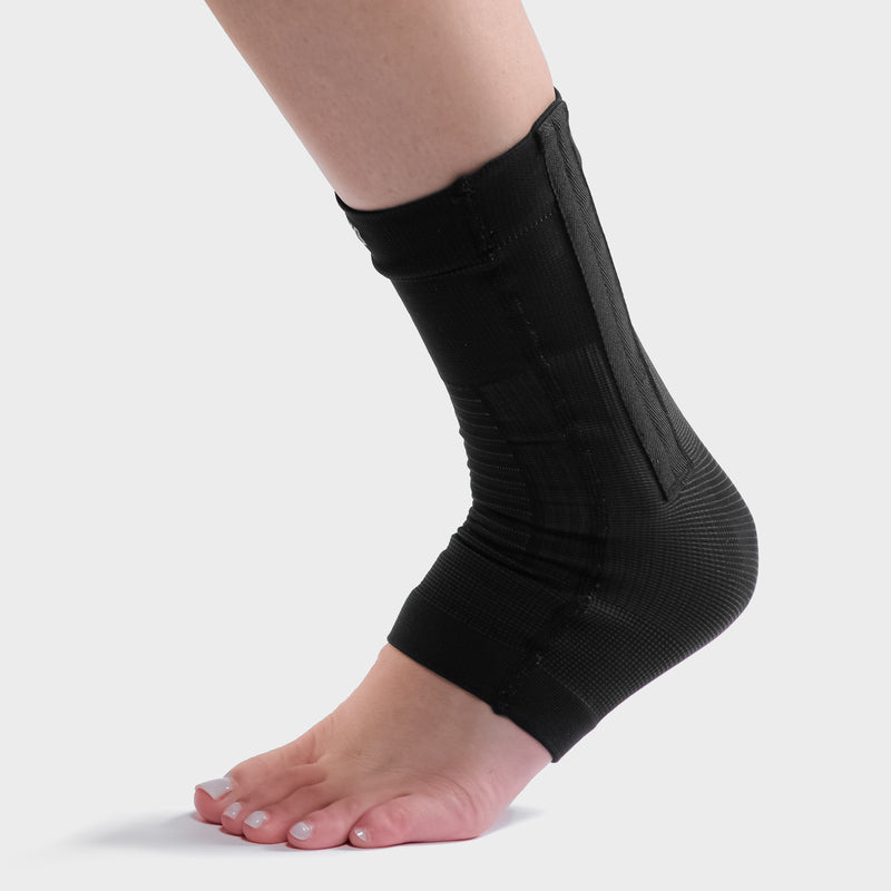 SportsMed Compression Ankle Sleeve with frames