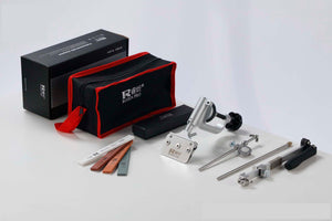 Pro Knife™ Sharpener With 4 Whetstones
