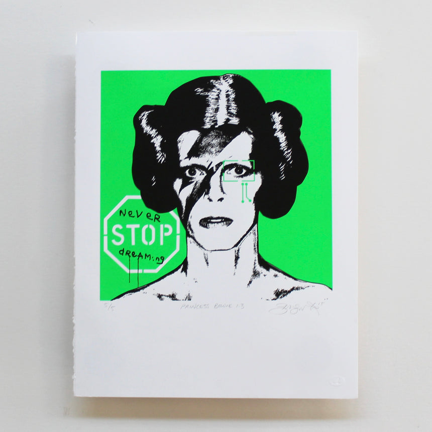Brad Novak 'Princess Bowie Lime'