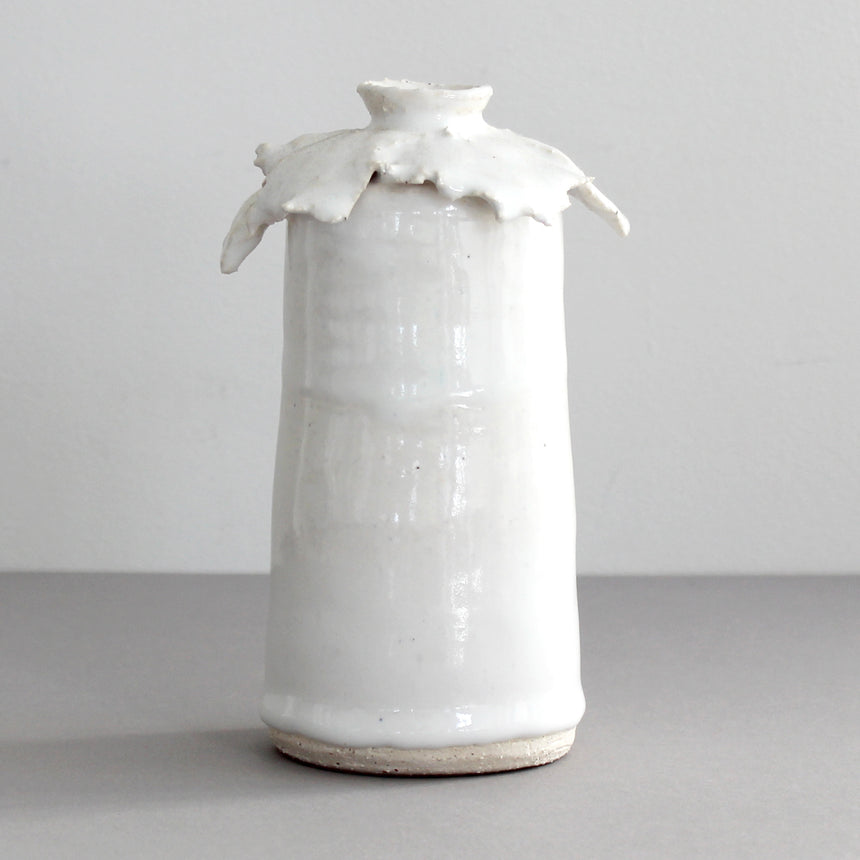 Jacqueline Kampen Hand turned ceramic vase