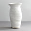 Large Vase White Series