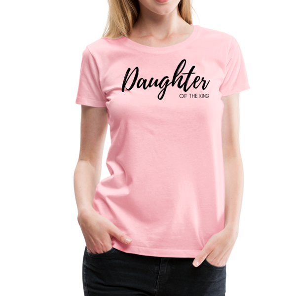 Daughter of The King Tee - pink