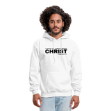 Men's All Things Through Christ Hoodie - white