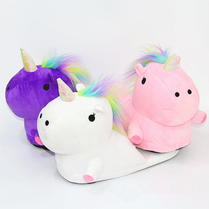 Unicorn Slippers - Unicorn Slippers for Kids