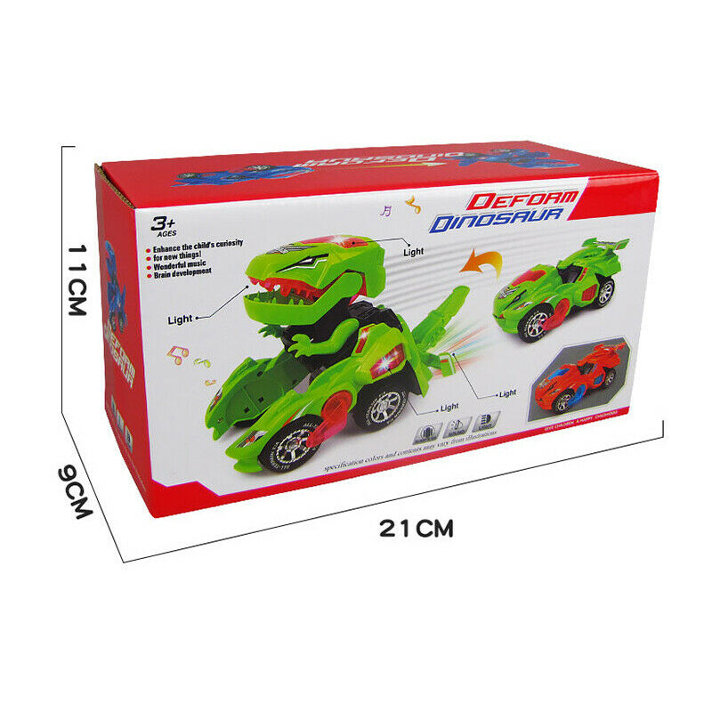 Dinosaur Car Toy