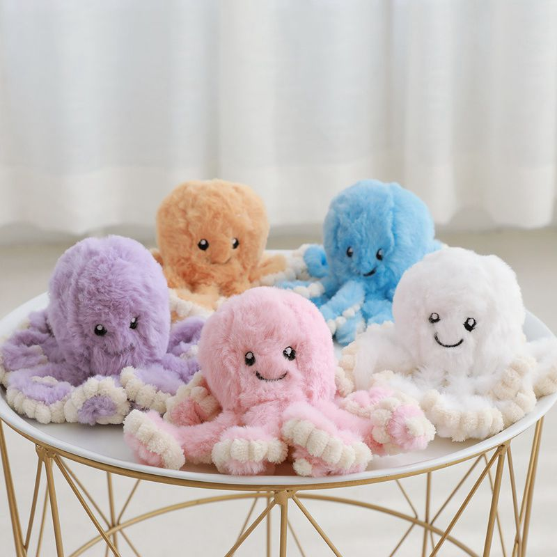 Octopus Stuffed Animal