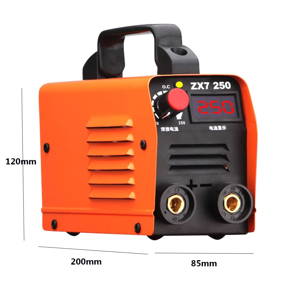 220V Portable Welding Machine Dc Converter Arc Machine