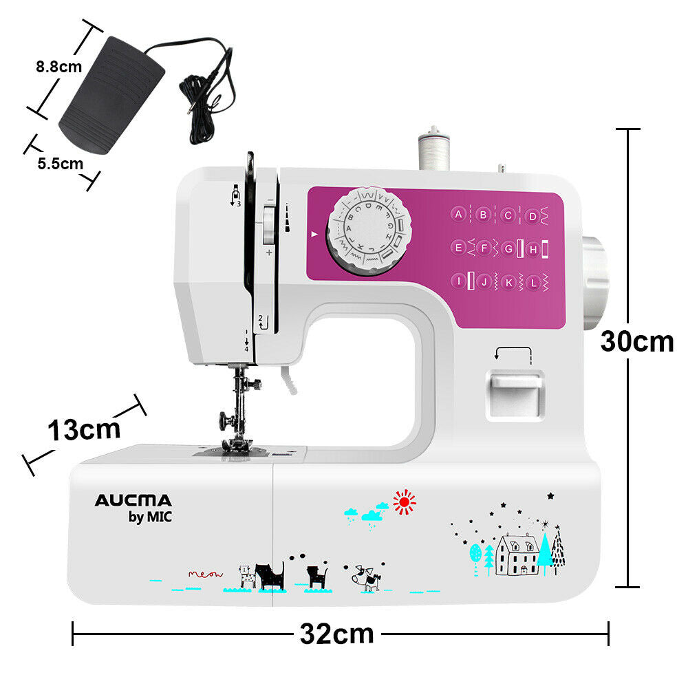 Electric Sewing Machine Overlock