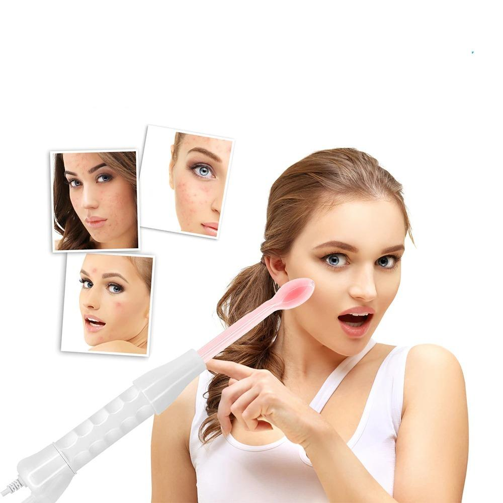High Frequency Facial Machine Electrotherapy Wand Glass Tube
