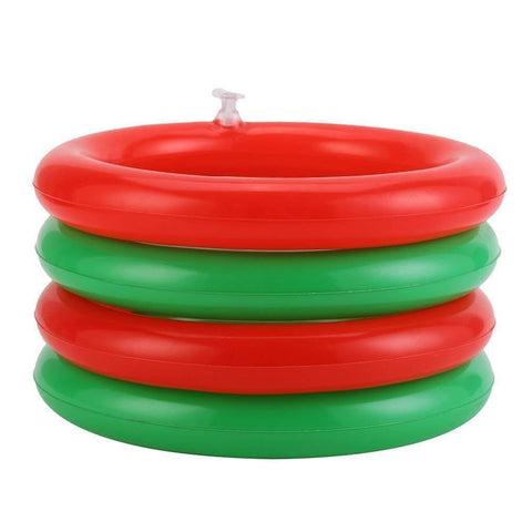 Reindeer Ring Toss - Inflatable Christmas Games