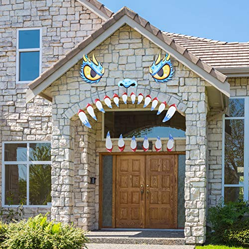 Garage Door Halloween Decorations - Halloween Garage Door