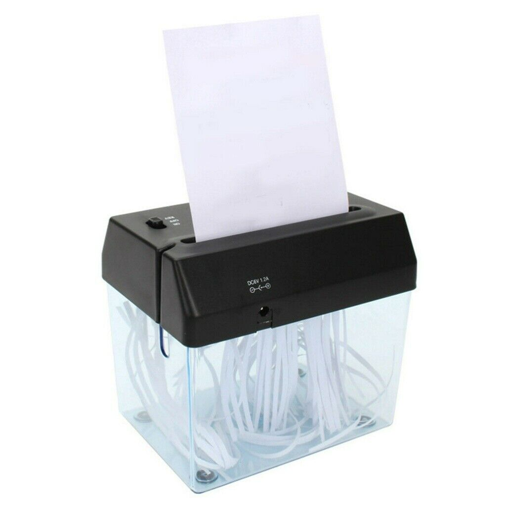 Electric Office Paper Shredder Home Office Shredders