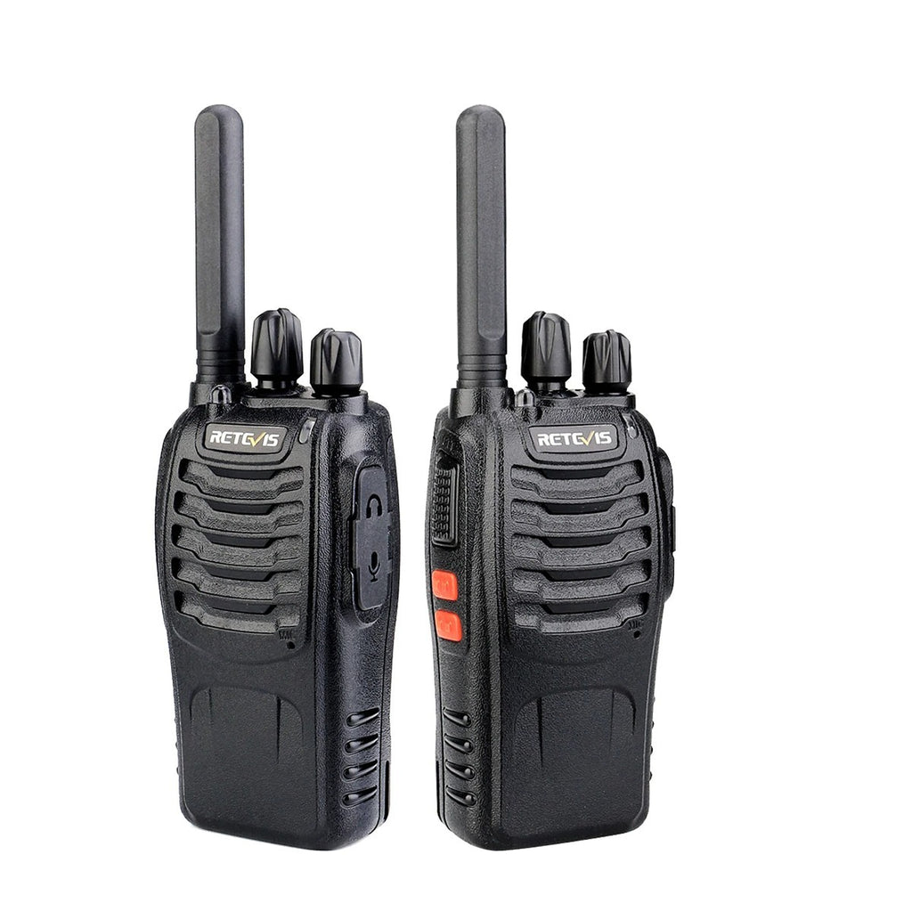 Radio Walkie Talkie 2 pcs USB Charging
