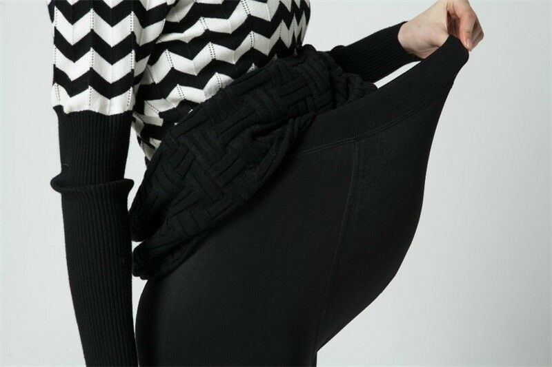 Maternity Fleece Leggings - Winter Maternity Leggings