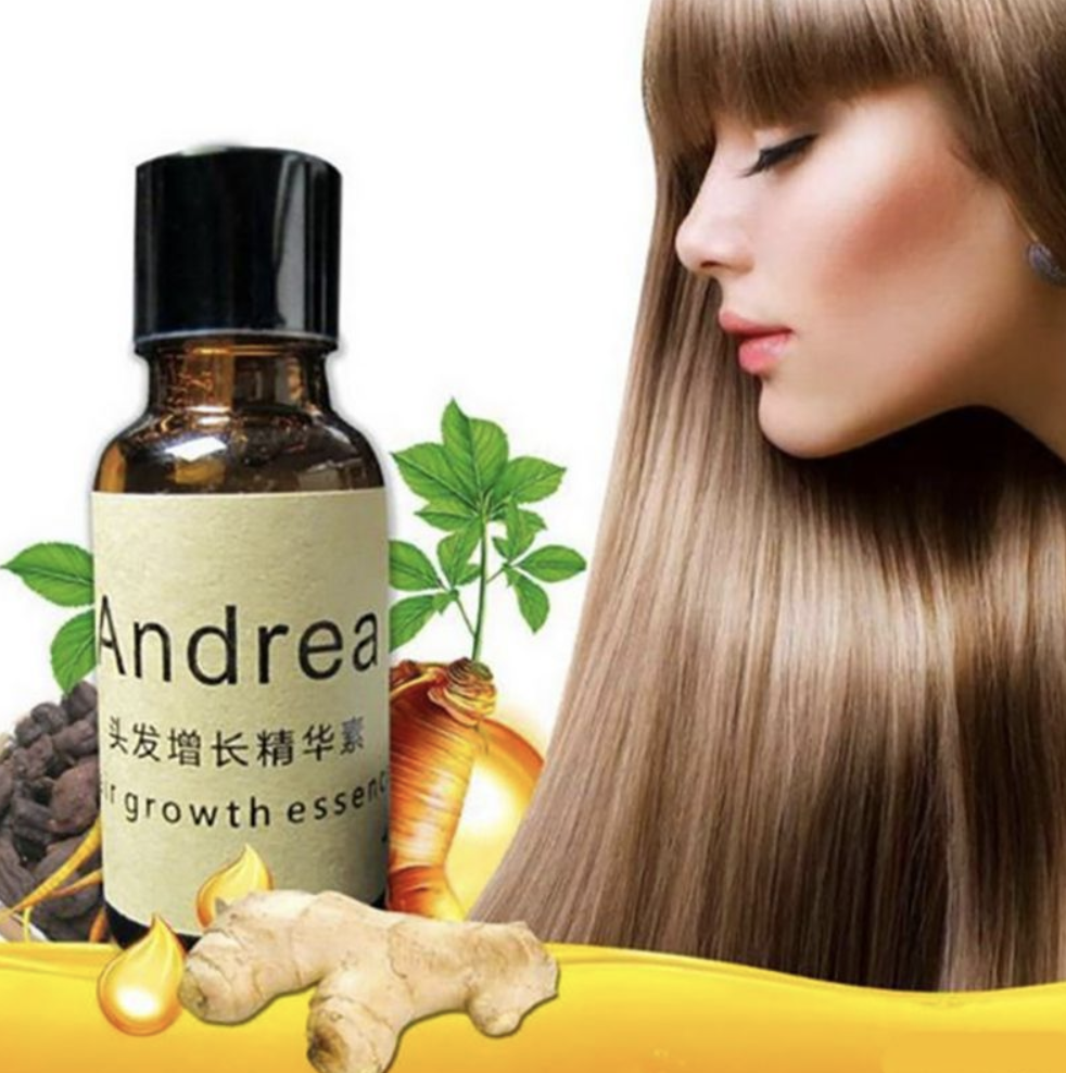 Pure Organic Ginger Hair Growth Essence