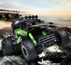 Image of Remote Control Car 4x4 Rock Crawler Monster Truck