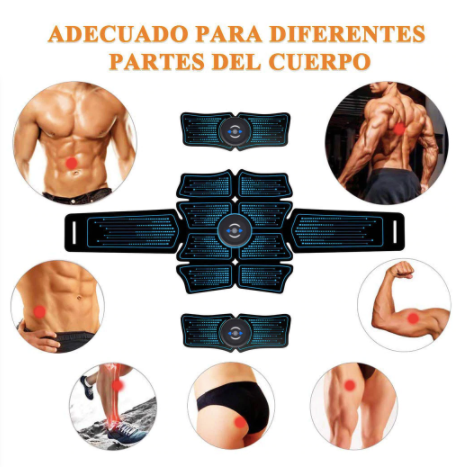 Electric AB Belt - Abs Muscle Stimulator