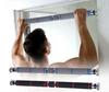 Image of Pull up bar for home - Chin up bar