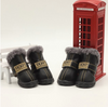Image of Dog Shoes for Winter l Dog Snow Boots Shoes