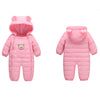 Image of Baby Boy Snowsuit
