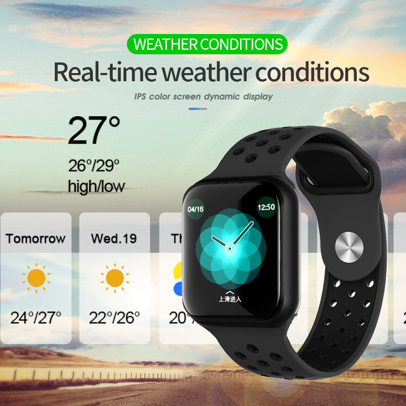Android Health Watch l Health & Fitness Smartwatch