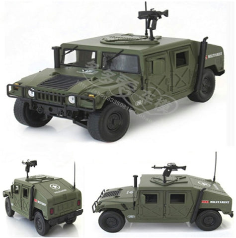 Military Truck Toy - Military Vehicle Model