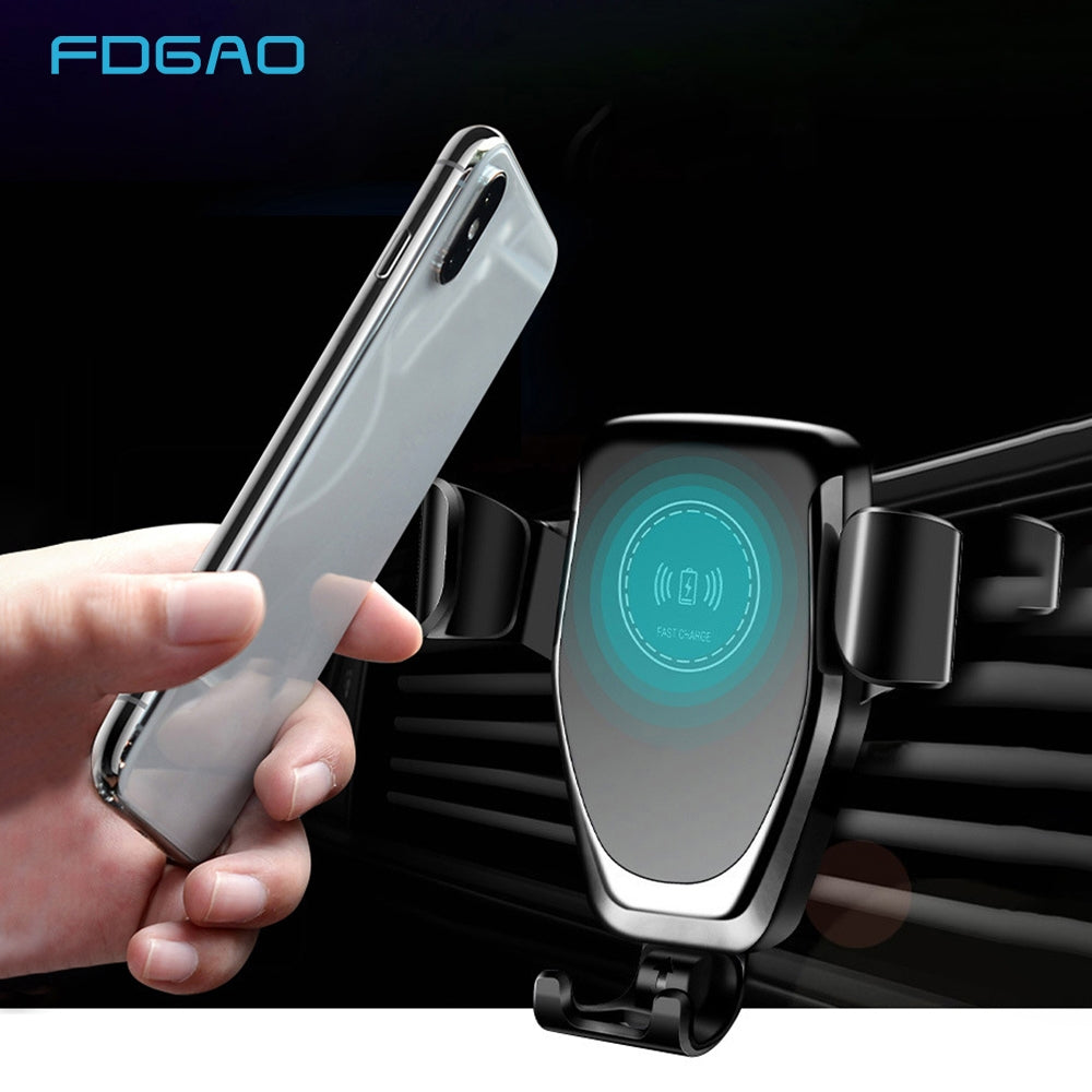 Wireless Phone Car Charger - Wireless Car Charger