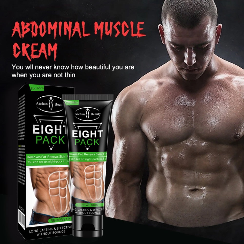 Fat Burning Cream - Muscle Cream