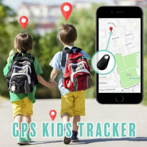 Kids Mini Gps Tracker - Mini GPS Tracking Device for Pets, Kids, Car & More