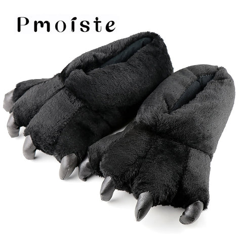 Bear Claw Slippers