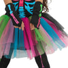 Image of Funky Punky Bones Child Halloween Costume