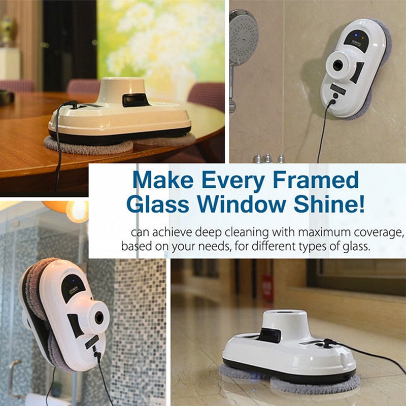 Magnetic Window Cleaner - Window Cleaning Robot
