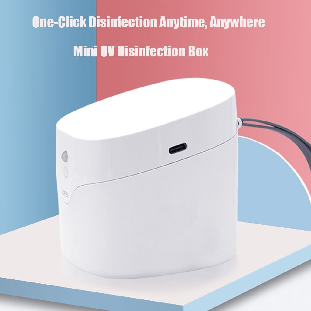 UV Desinfection box - UV Disinfection