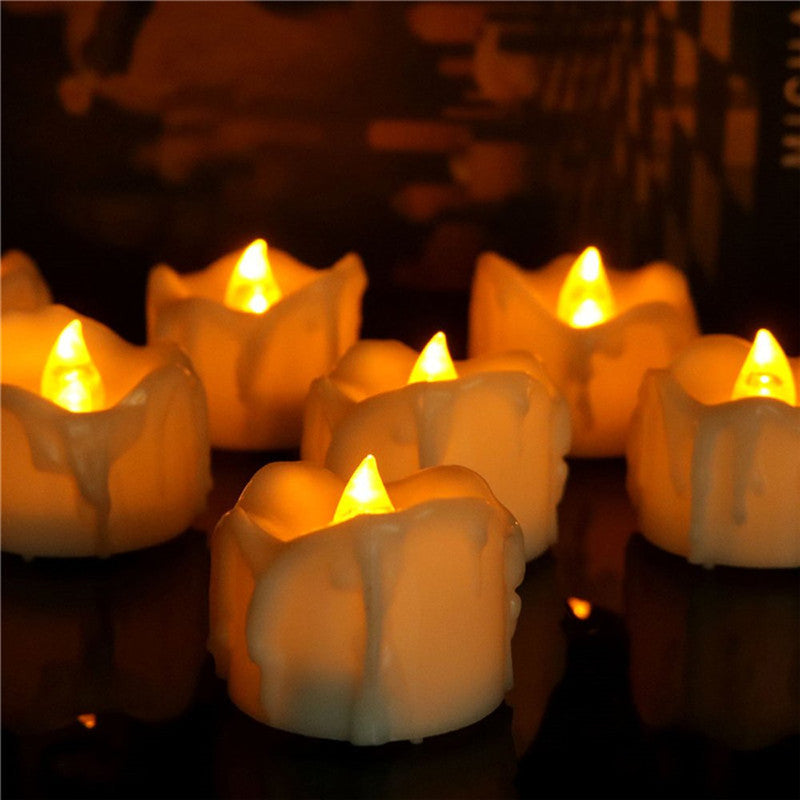 Battery Candles - Remote Control Flameless Candles 3 pcs