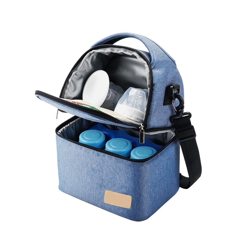 Breast Milk Cooler Bag - Breastmilk Cooler Bag - Breast Milk Cooler
