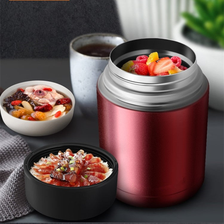 Thermos Lunch Box - Thermo Foor Jar