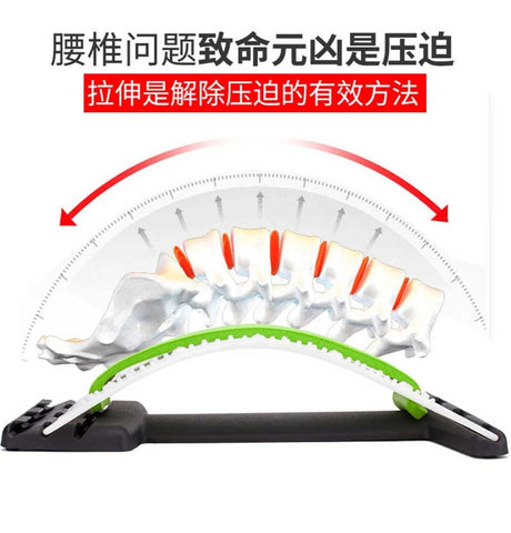 Back Stretching Machine l Spine Stretcher Equipment