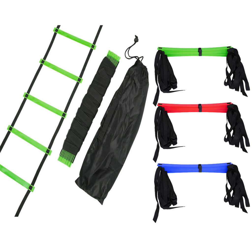 Agility Ladder - 5 Meters Training Ladder Agility Workout