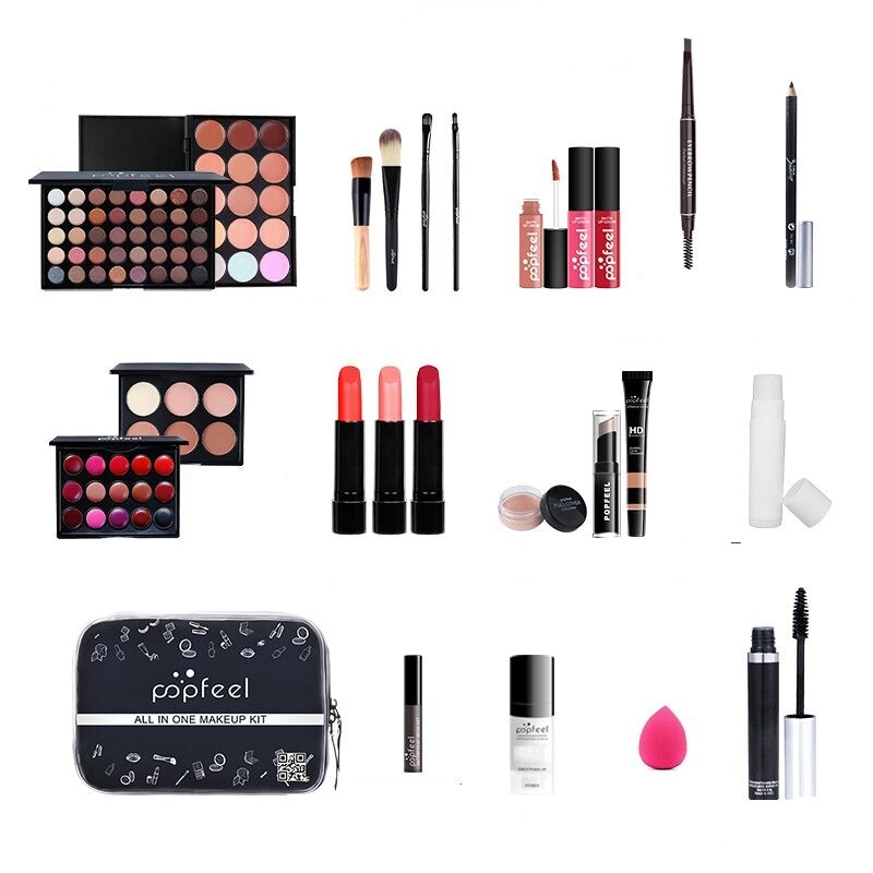 24Pcs/Set ALL IN ONE Professional Makeup Set