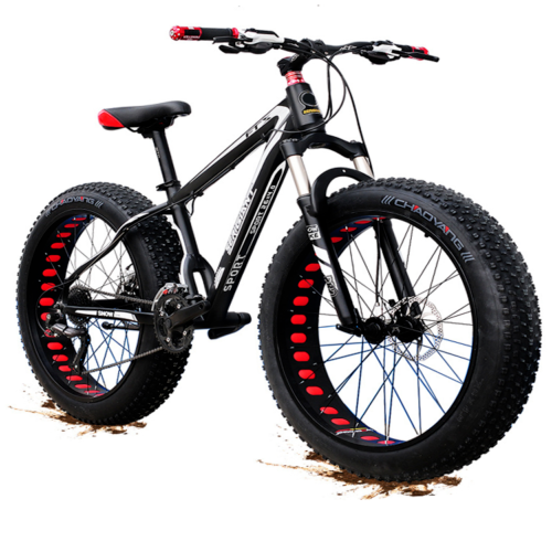 "Mountain Bike Fat Bike Fat Tire 26"" Bke"