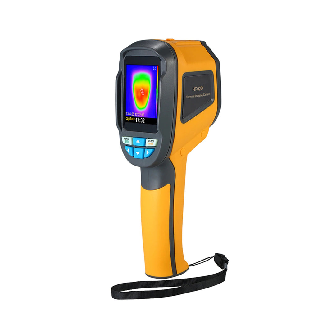 Digital Infrared Thermal Thermograph Camera