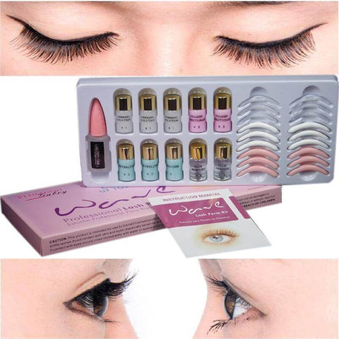 Lash Lift Kit - Eyelash Curling Perm Kit - Balma Home