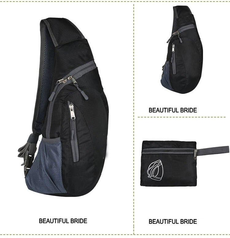 Waterfly sling backpack one shoulder backpacks the small ones backpack