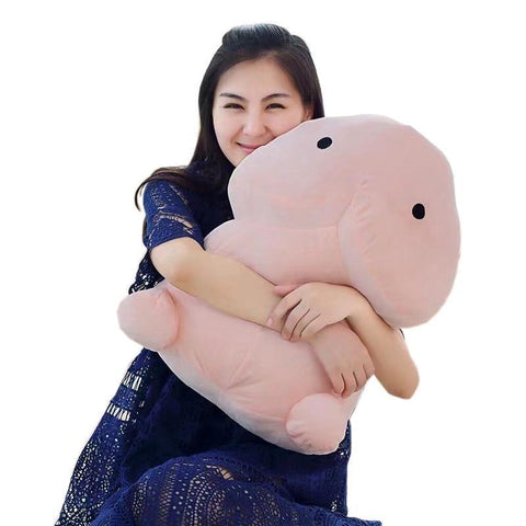 Large Ding Ding Plush Pillow Toy