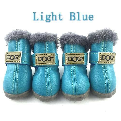 Dog Shoes for Winter - Balma Home