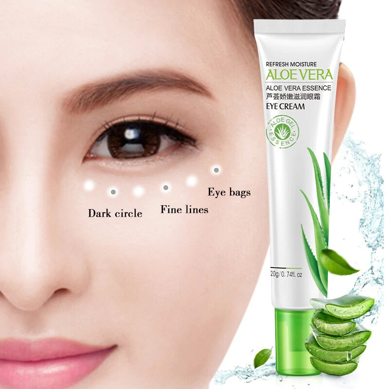 20g New Eye Bag Cream Peptide Collagen Anti-Wrinkle Anti-aging Remove Dark Circles